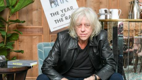 Nach langer Pause:Bob Geldof meldet sich mit den Boomtown Rats zurück.