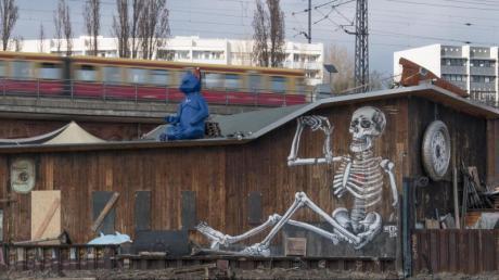 Einer der angesagten Clubs in Berlin:Kater Blau.