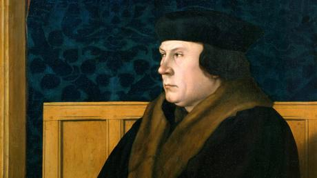 Hans Holbein der Jüngere hat wahrscheinlich 1532 dieses Porträt von Thomas Cromwell angefertigt.
