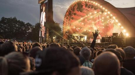 Das Roskilde Festival ist bereits abgesagt.