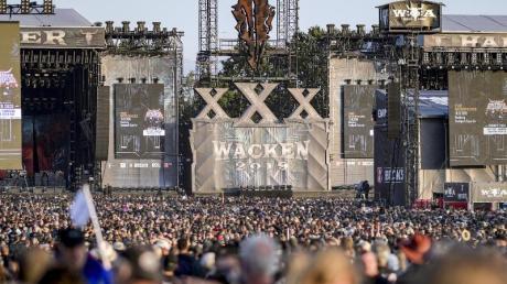 Der Festival-Sommer fällt aus - auch in Wacken.