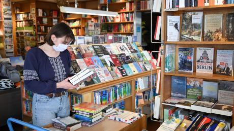 Die Buchhandlungen auch in Bayern öffnen heute wieder. Und es gibt viel Neues zu entdecken.
