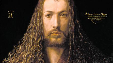 Eine Ikone der Malerei, Albrecht Dürers berühmtes Selbstporträt. Das Gemälde, das sonst in der Alten Pinakothek in München zu sehen ist, wird auch auf bavarikon.de gezeigt.