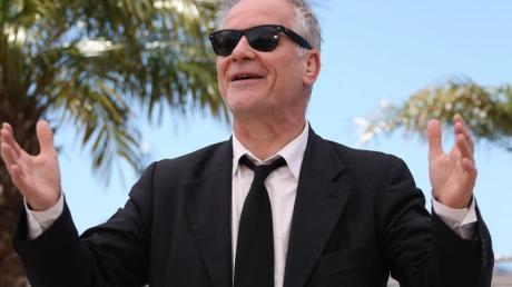 Thierry Frémaux, Filmregisseur und künstlerischer Leiter der Filmfestspiele in Cannes, gibt sich kämpferisch.