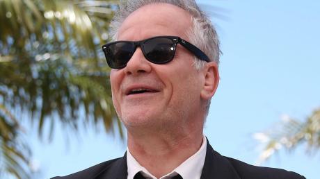 Der Leiter des Filmfestivals von Cannes, Thierry Frémaux.