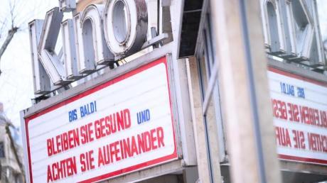 Wie und wann geht es weiter mit den deutschen Kinos?.