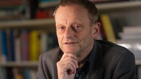 Prof. Dr. Gilbert Lupfer, Kunsthistoriker und Leiter der Abteilung Forschung und wissenschaftliche Kooperation SKD Museum.