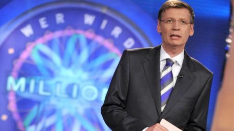 Günther Jauch (2009) fragt noch einmal: «Wer wird Millionär?».