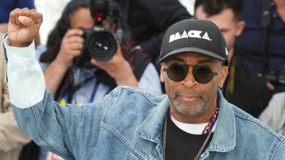 """Mit seinem Film «BlacKkKlansman» gewann Spike Lee einen Oscar in der Kategorie """"Bestes adaptiertes Drehbuch"""". Der Starregisseur thematisiert in seinen Filmen immer wieder das Thema Rassismus."""