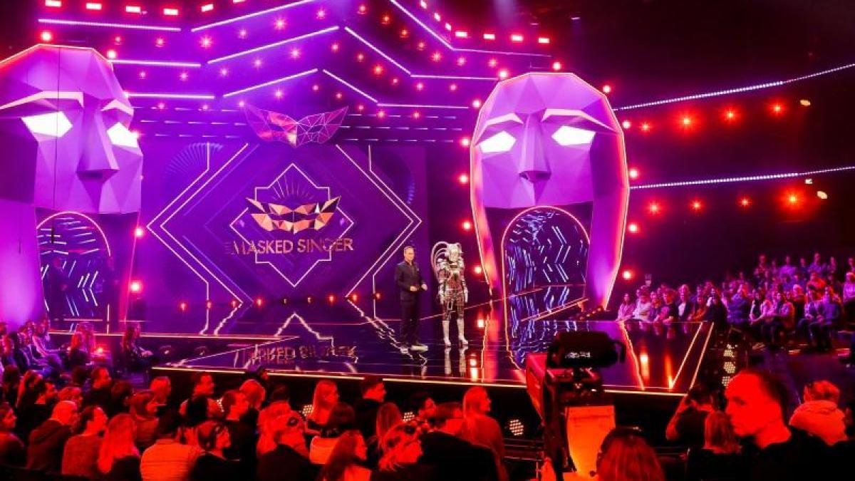 Masked Singer Deutschland 2021