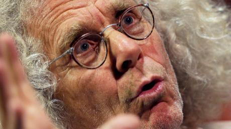 """""""Ich fühle mich nicht alt"""": Rainer Langhans heute."""