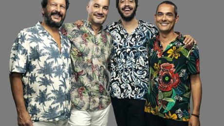 Salvador Sobral hat auf seinem neuen Album mit der Band Alma Nuestra zusammengearbeitet.