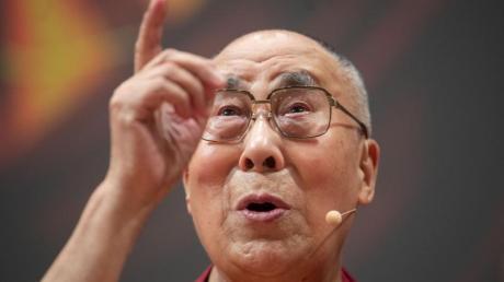 Der Dalai Lama, das geistige Oberhaupt der Tibeter, wird 85.