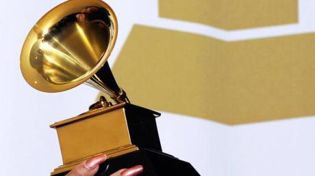 Ein Grammy Award.