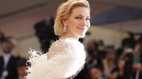 Schauspielerin Cate Blanchett ist die Jurychefin in Venedig.