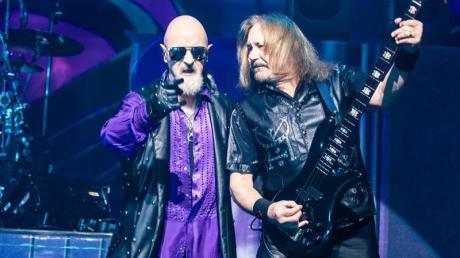 Judas Priest haben sich für 2021 in Wacken angesagt.