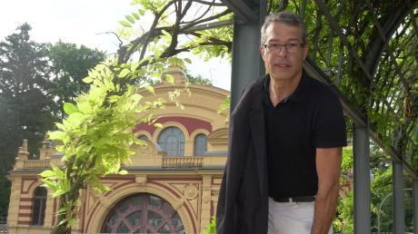 Stefan Weippert ist der Geschäftsführer des Parktheaters.