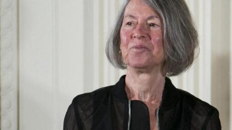 Der diesjährige Literaturnobelpreis geht an Louise Glück.