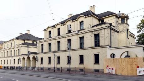 Vor wenigen Tagen erst wurden die Sicherheitsvorkehrungen für die Augsburger Synagoge verstärkt.