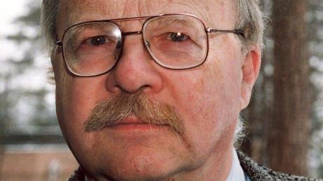 Jan Myrdal, Schriftsteller aus Schweden (1992).