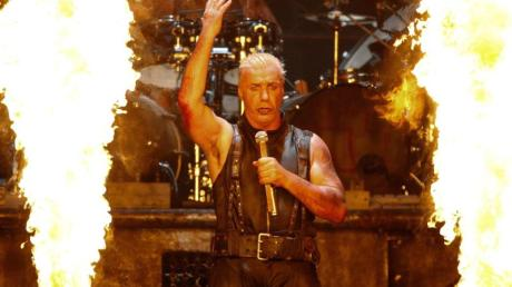 Till Lindemann kündigt sich für kommendes Jahr in Wacken an.