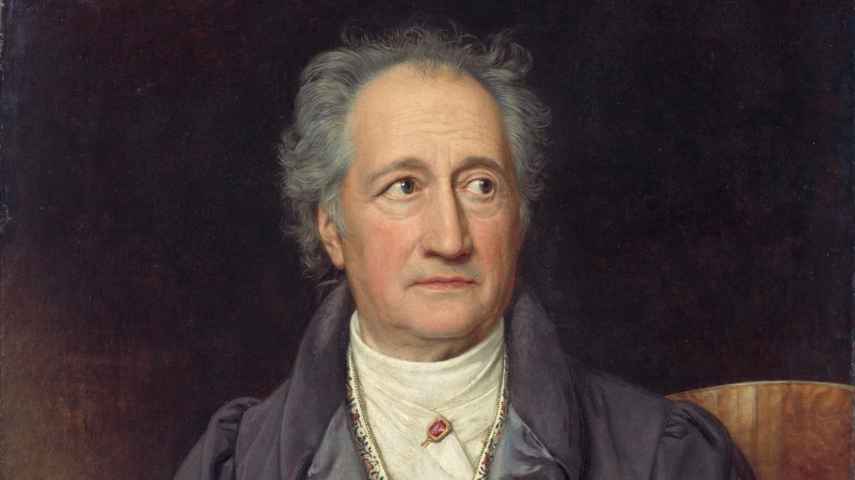Goethe bekanntschaften