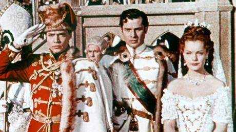 """Als """"Sissi"""" wurde Romy Schneider in den Fünfzigern berühmt. Teil 3 der Reihe wird am 26.12.20 im TV Programm gezeigt."""