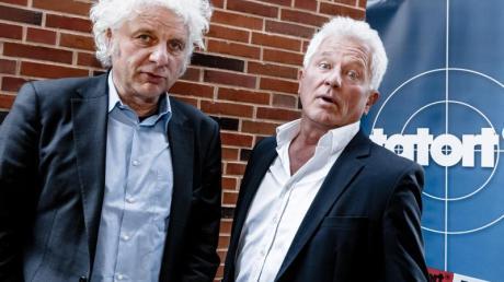 Seit 30 Jahren sind Miroslav Nemec und Udo Wachtveitl als Münchner Kommissare Batic und Leitmayr auf Verbrecherjagd.