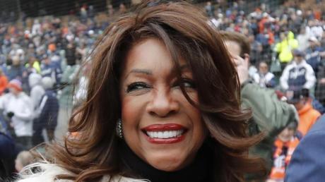 Mary Wilson 2019 in Detroit. Jetzt ist die Souldiva gestorben.