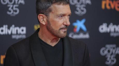 Antonio Banderas moderierte die 35. Goya Awards Gala.