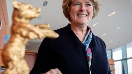 Monika Grütters (CDU) freut sich auf die Berlinale mit Publikum.