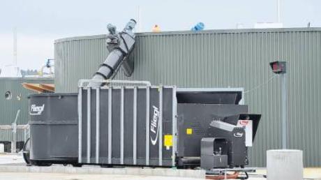 Biogas aus der Schöffeldinger Anlage Lachmayr in Windach in Strom umzuwandeln und mit der Abwärme Schule und Kindergärten zu heizen, darüber wird derzeit diskutiert.