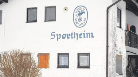 Marode und abrisswürdig: das alte VfL-Sportheim am Denklinger Forchet.