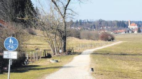 Der Radweg Ziegelstadel zwischen Denklingen und Leeder wird komplett asphaltiert. Das beschloss der Denklinger Rat jetzt.