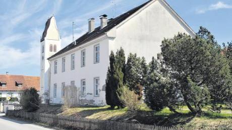 Die Gemeinde interessiert sich für den ehemaligen Pfarrhof in Unterwindach, um dort eine Einrichtung für ältere Menschen zu schaffen.