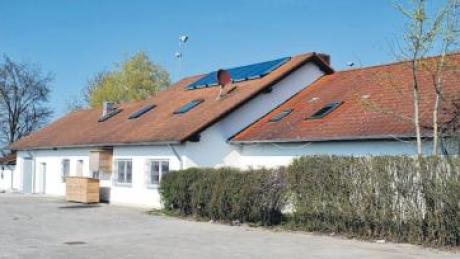 Der FC Penzing hat eine Solaranlage auf dem Dach des Sportheims.