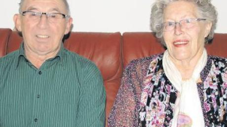 Ludwig und Ottilie Anderer haben am Sonntag ihr 50. Ehejubiläum feiern können.