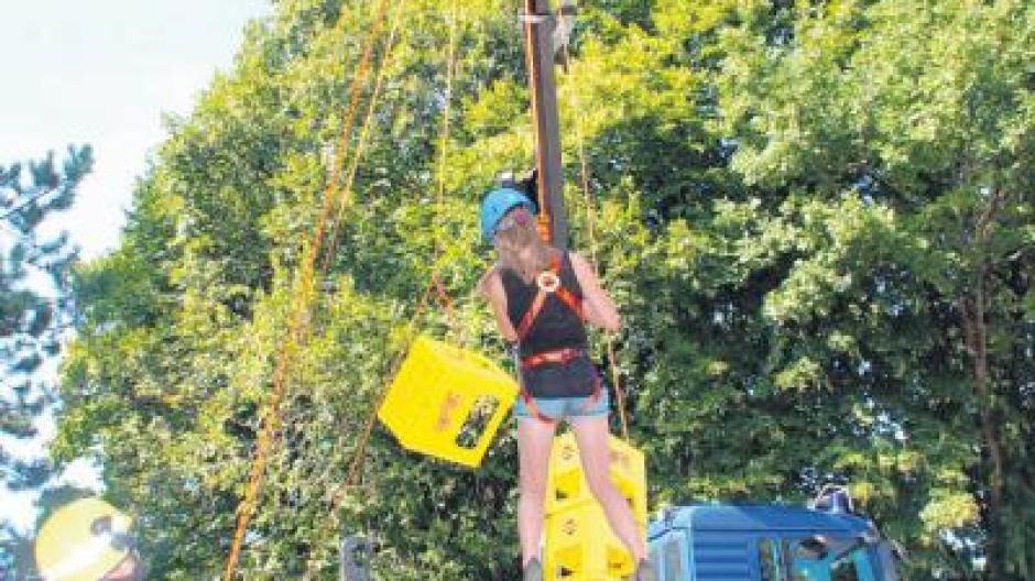 Kletterausrüstung Augsburg : Programm: helfer haben keine ferien nachrichten landsberg