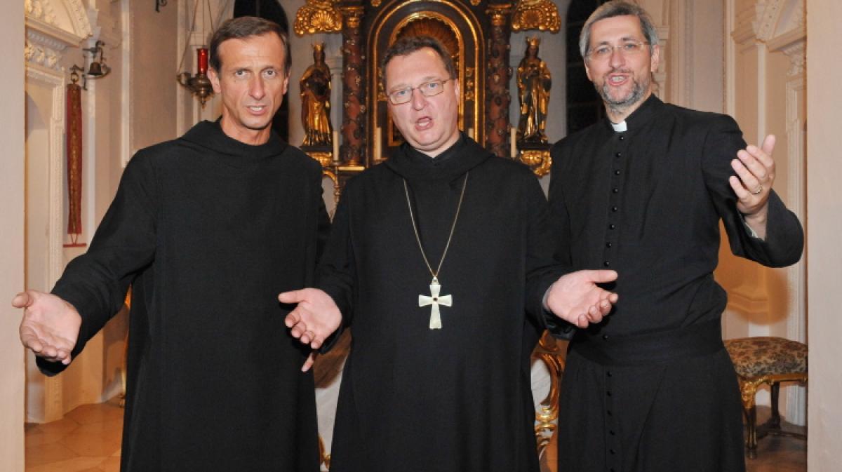 Resultado de imagem para Die Priester sterben aus