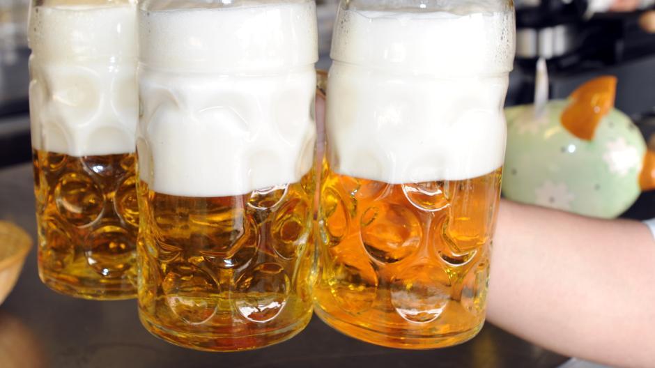Getränke: Erdöl macht das Bier teurer - Nachrichten Augsburg-Land ...