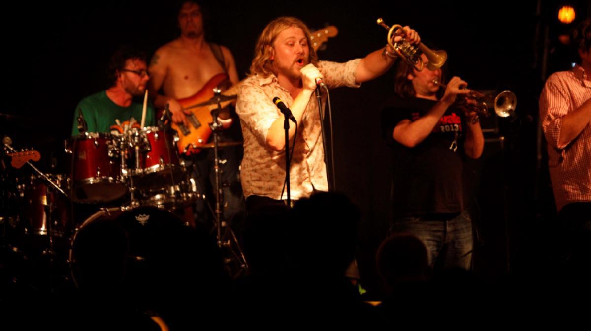 Stefan Dettl Band