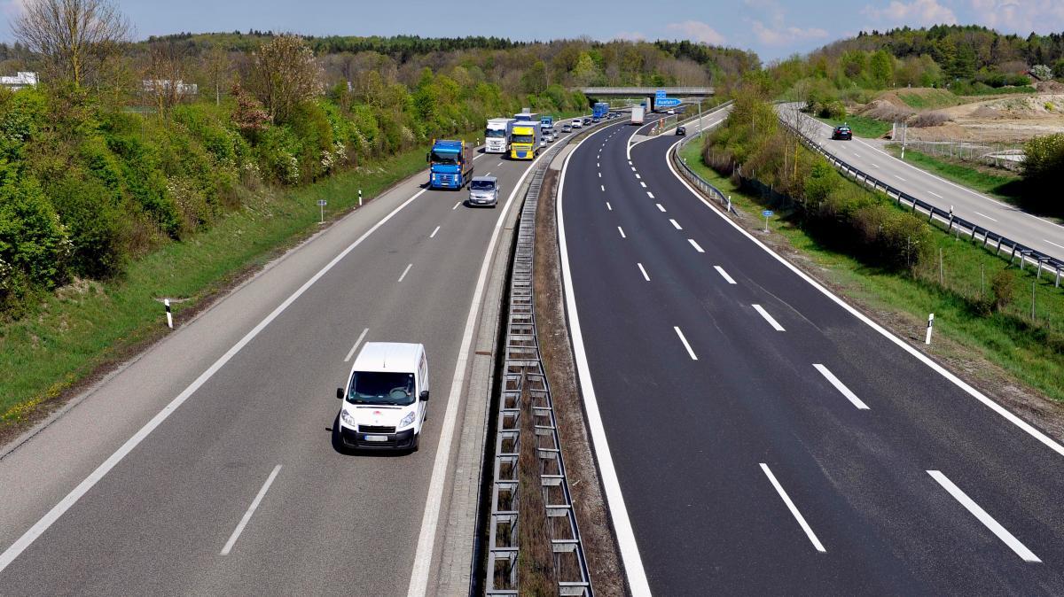 Verkehr A 96