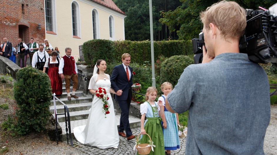 Kreis Landsberg Vier Hochzeiten Und Eine Traumreise Paar