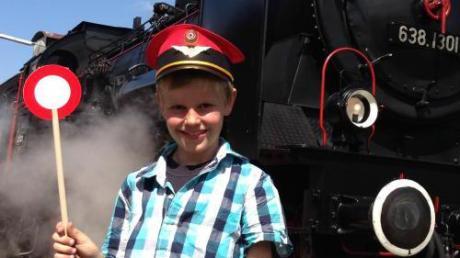 Ab Mai sind wieder Dampfzüge auf der Ammerseebahn unterwegs.
