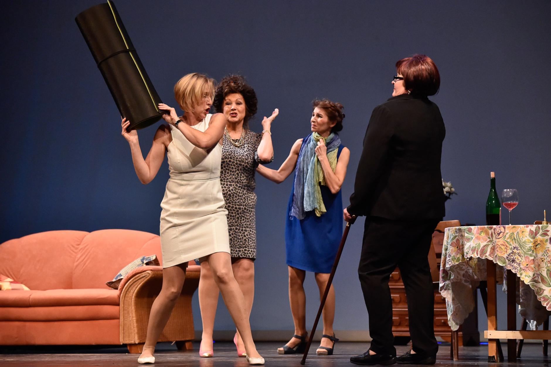 Gott der Träume - Satirische Komödie von Max von Theben