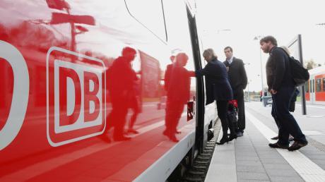 In München-Pasing kam es am Donnerstag zu Verspätungen und Zugausfällen.