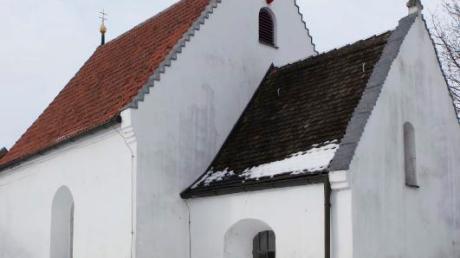 Die Blasiuskapelle.