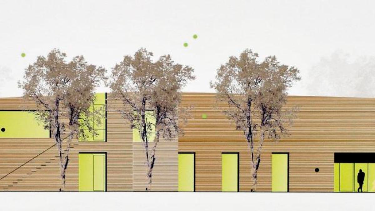 urbanesleben wie ein begehbares m bel nachrichten landsberg augsburger allgemeine. Black Bedroom Furniture Sets. Home Design Ideas