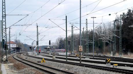 Am Geltendorfer Bahnhof hat sich eine Messerstecherei ereignet.