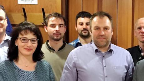 Der Vorstand der CSU Egling-Heinrichshofen (von links): Hendrik von Moltke, Simone Huttner-Wörl, Martin Sieber, Andreas Wörle, Markus Albrecht, Michael Bucher und Ferdinand Holzer. Foto: Simone Huttner-Wörl